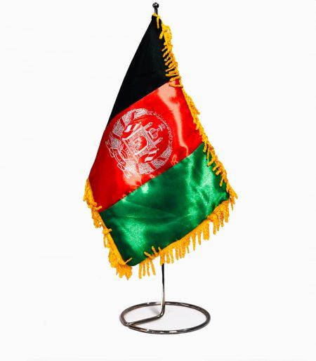 پرچم رومیزی افغانستان