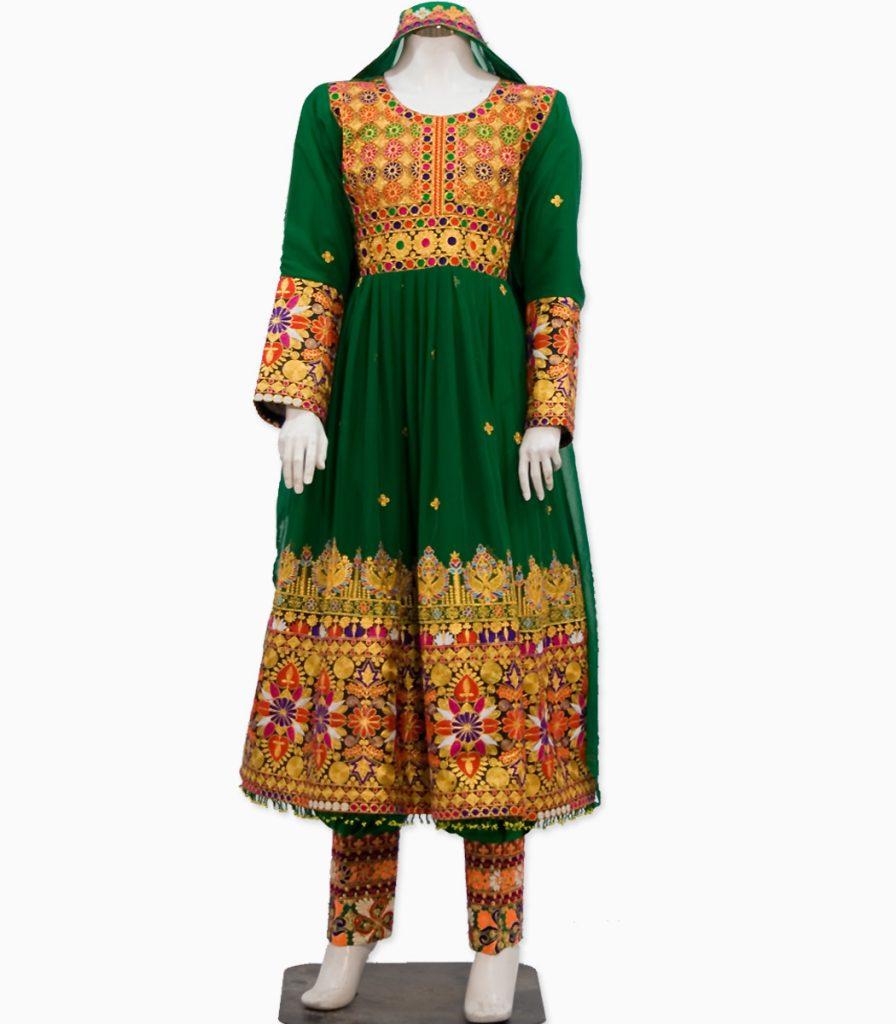 لباس گند افغانی