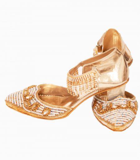 کفش تاج عروس
