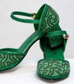 کفش مجلسی زنانه افغانستانی