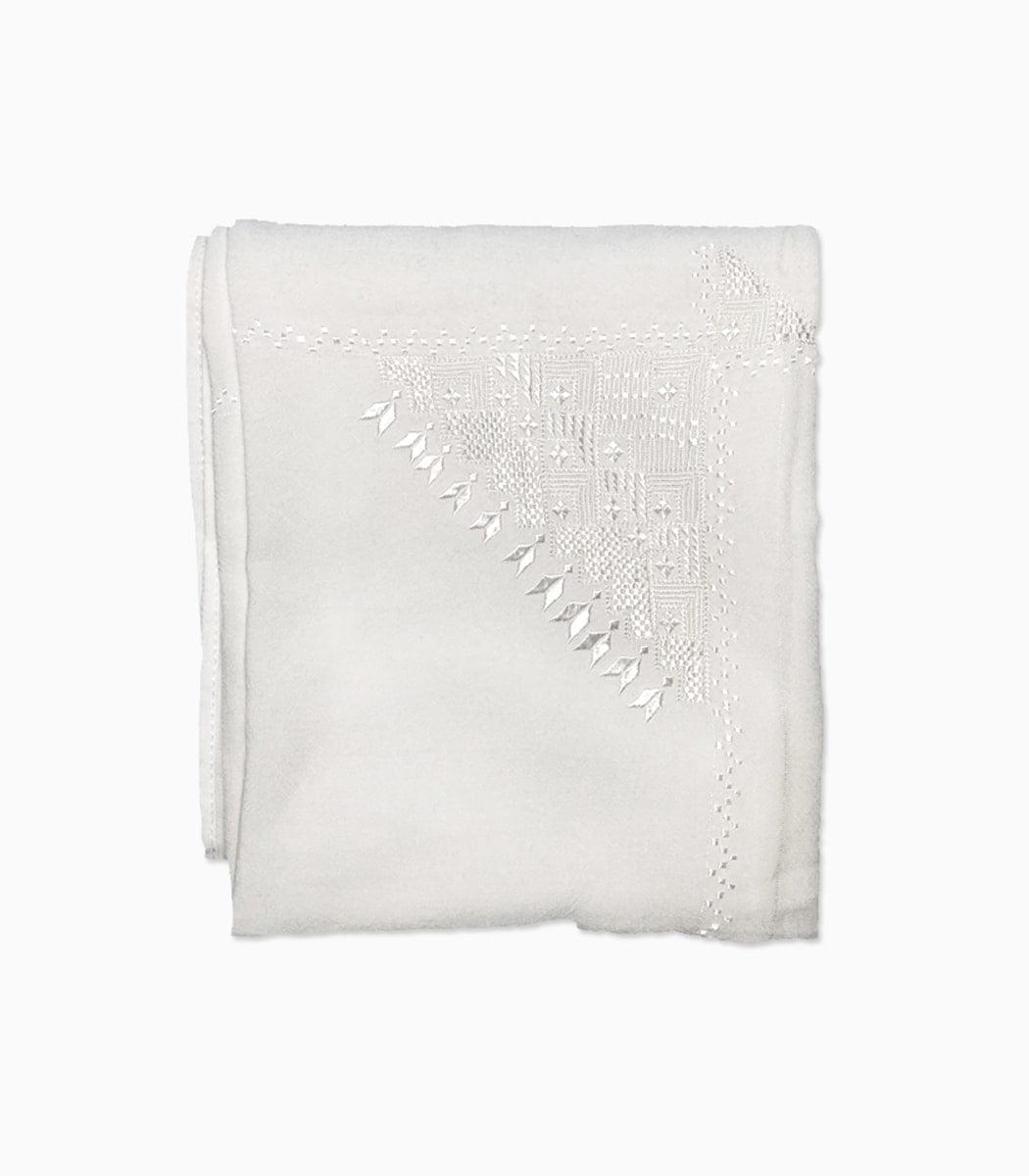 دستمال خامک دوزی