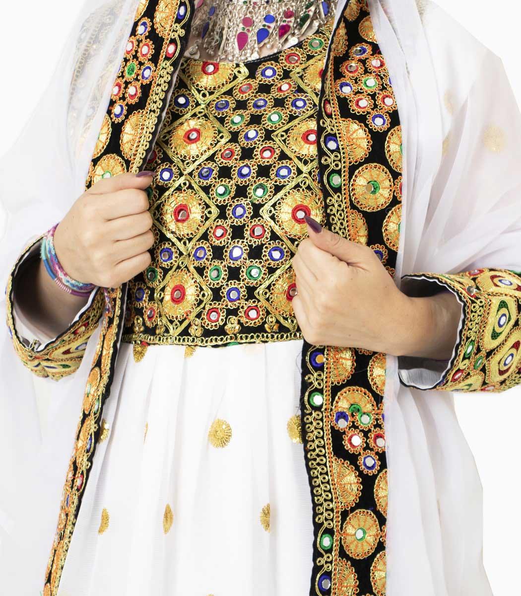 گند افغانستانی سفید