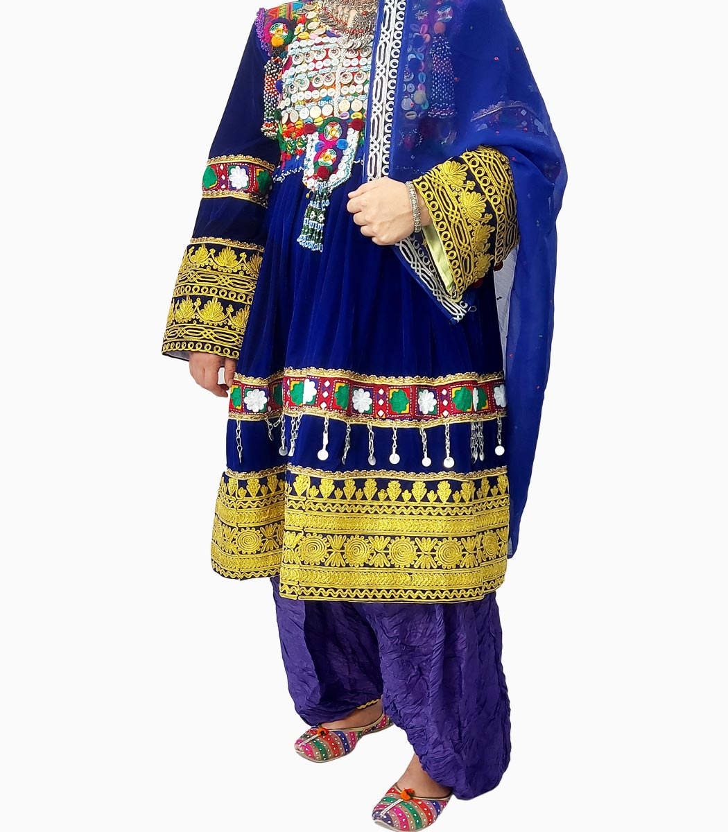 لباس گند افغانستانی
