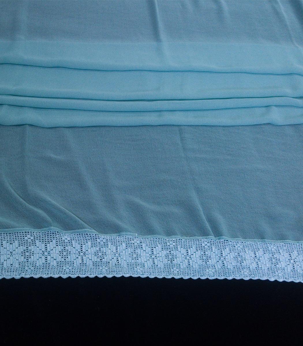 چادر گاج سفید